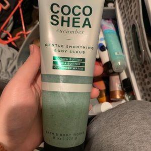 Coco Shea Gentle Scrub